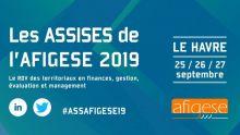 Les assises de l'AFIGESE 2019